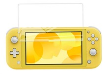 Protector de pantalla de vidrio templado Premium para Nintendo Switch, película protectora endurecida, 100 Uds., 2.5D, 0,26mm, 9H