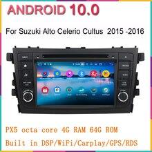 Phonocar compacto amplificadores para suzuki Celerio a partir de 2014//Plug /& Play