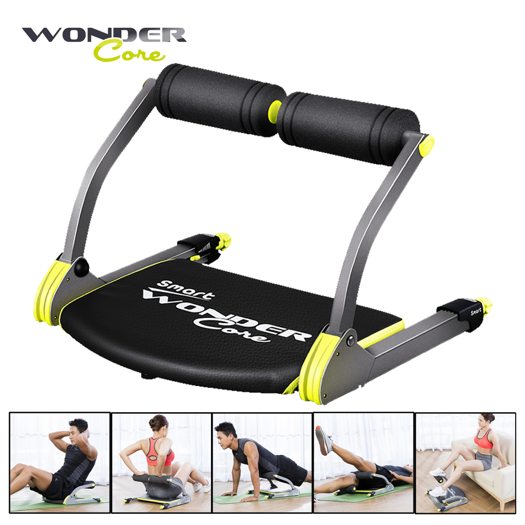 Sit-up push up Board portable fitness equipment for home trainer adominales modern design exercise at home Assistant Beginner