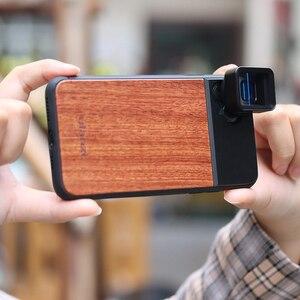 Image 5 - Custodia per telefono con filettatura Ulanzi 17mm per iPhone 12 11/11 Pro/11 Pro max Huawei P30 Pro Samsung Note 10 per obiettivo anamorfico con custodia