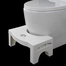 328 Promoción de retrete squatty taburete niños adultos WC baño nada ayuda para el estreñimiento montones de aumentar