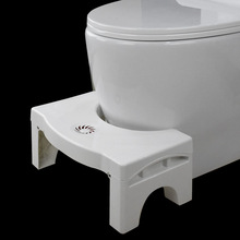 Toilet stool squatty  Step Stool Children Adult WC Potty Squat Aid For Constipation Piles Relief Heighten