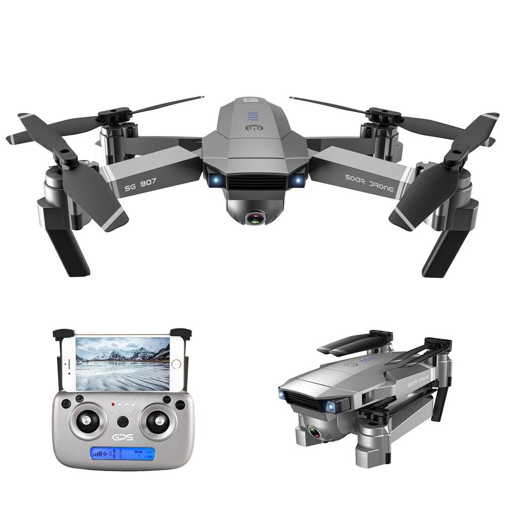 Drone SG907 GPS 4k HD 1080P 5G WIFI dual kamera elektronische anti-schütteln charakter folgen eders kamera quadcopter drohnen mit kamera
