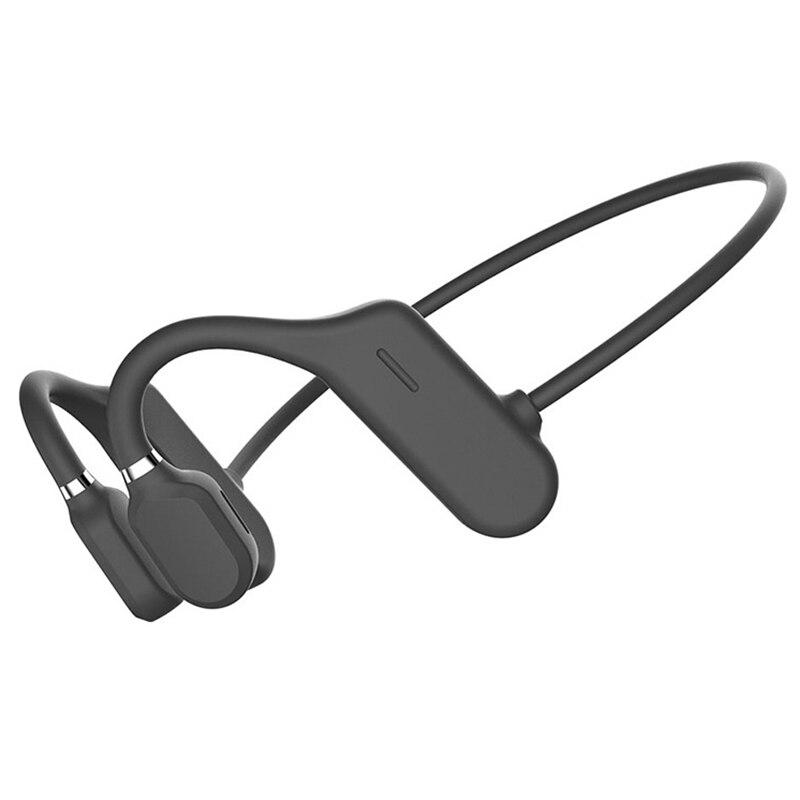 DYY-1 Wireless Sports Bluetooth Headphones Binaural External Waterproof Earphones Ear Hanging Air Guide Long Standby