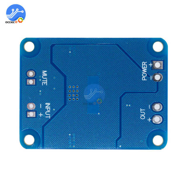 DC8-24V TPA3118 PBTL 60W Mono Digital Audio Amplifier Board AMP Module Chip 1X60W 4-8 Ohms Replace TPA3110 For Arduino 5
