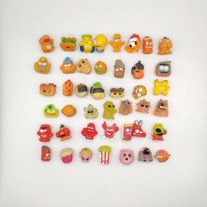 Image 3 - 50 adet/grup yeni Grossery Gang aksiyon figürleri Putrid güç Mini şekil oyuncaklar Model oyuncaklar çocuklar için