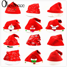 Christmas Adult Decoration Cartoon Gift Hat Childrens For Party Props
