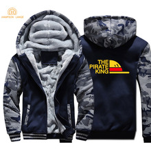 Anime One Piece The Pirate King Men Hoodies 2020 W