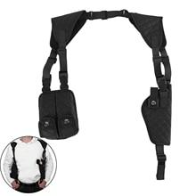 Holster Airsoft Pistol Pouch Concealed Gun-Strap Shoulder-Bag Hunting-Gun-Accessories