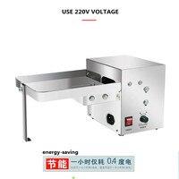 Casca de castanha máquina de abertura de casca de avelã máquina de rachamento de castanha chinesa