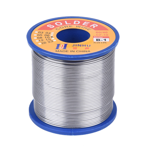Image 5 - 500g 0.5mm 0.8mm 1.0mm 2.0mm 60/40 Tin Lead Rosin Core Solder Wire for Electrical repair, IC repair