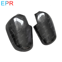 For Nissan R32 Skyline GTR GTST OE Style Carbon Fiber Glossy Finished Mirror Cover Exterior Body kits Car accessories