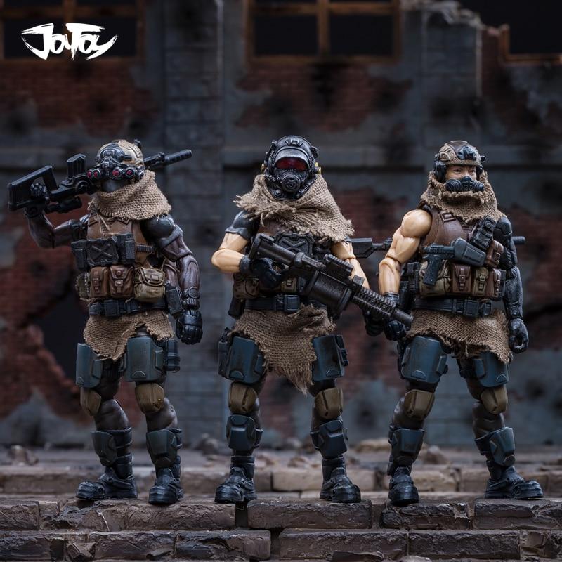 JOY TOY 1/18 ทหาร (3 ชิ้น/ล็อต) WEST เอเชีย MERCENARY LEGION ตุ๊กตาตุ๊กตาจัดส่งฟรี RD18070-ใน ฟิกเกอร์แอคชันและของเล่น จาก ของเล่นและงานอดิเรก บน   1