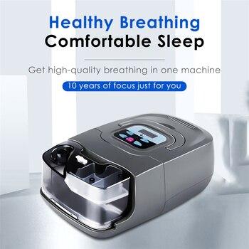 Home Ventilator Automatic Snoring Sleep Apnea Non-invasive Ventilator Snoring Device Single Level Automatic 680A