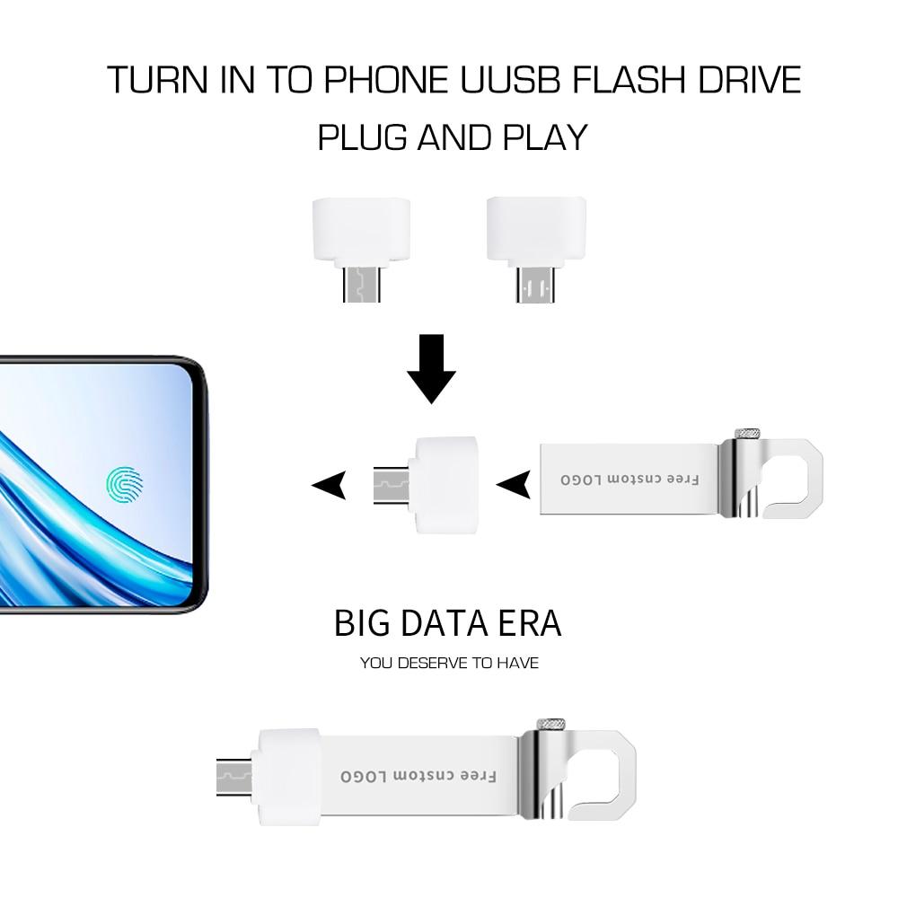 usb flash drive metal pen drive 3.0 pendrive 32GB 16GB 8GB 4GB High Speed Key usb stick 128GB flash memory 64GB Free print LOGO (5)