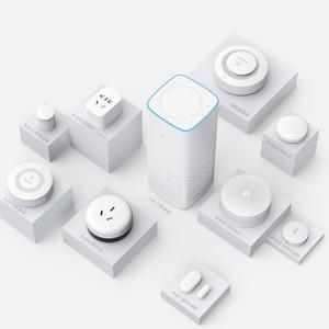 Image 5 - Original xiaomi mijia casa inteligente multifuncional gateway 2 sistema de alarme rádio em linha inteligente luz noturna sino samrt hub