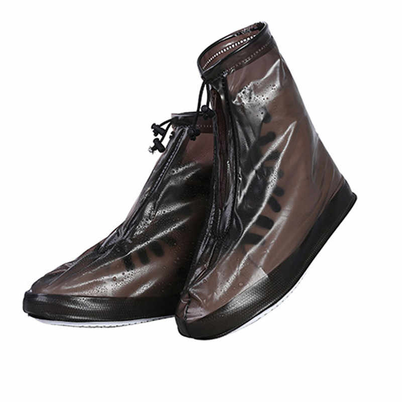 Mới Giày Đi Mưa Giày Có Cả Đôi Giày Galoshes Du Lịch cho Nam Nữ Trẻ Em giày đi mưa galocha dù bao Melatonin @ C