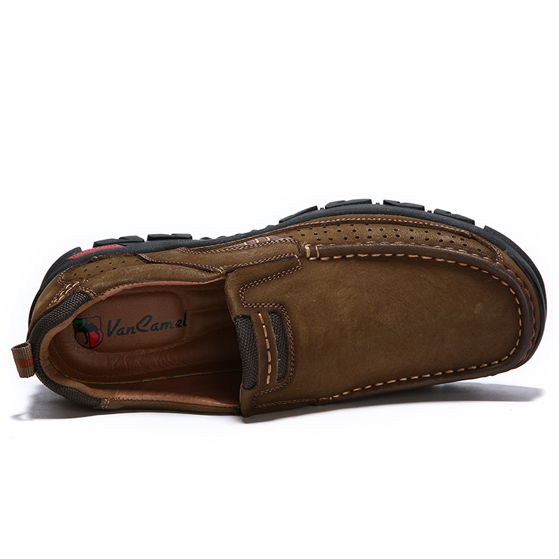 ZUNYU New Genuine Leather Loafers Men Moccasin Sneakers Flat High Quality Causal Men Shoes Male Footwear ZUNYU New Genuine Leather Loafers Men Moccasin Sneakers Flat High Quality Causal Men Shoes Male Footwear Boat Shoes Size 38-48