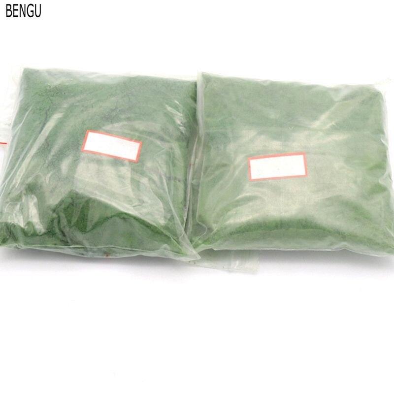 50g Jade Emerald Agate Amber Polishing Powder Glass Composite Chromium Oxide Power 5000# Grit For Fine Grinding