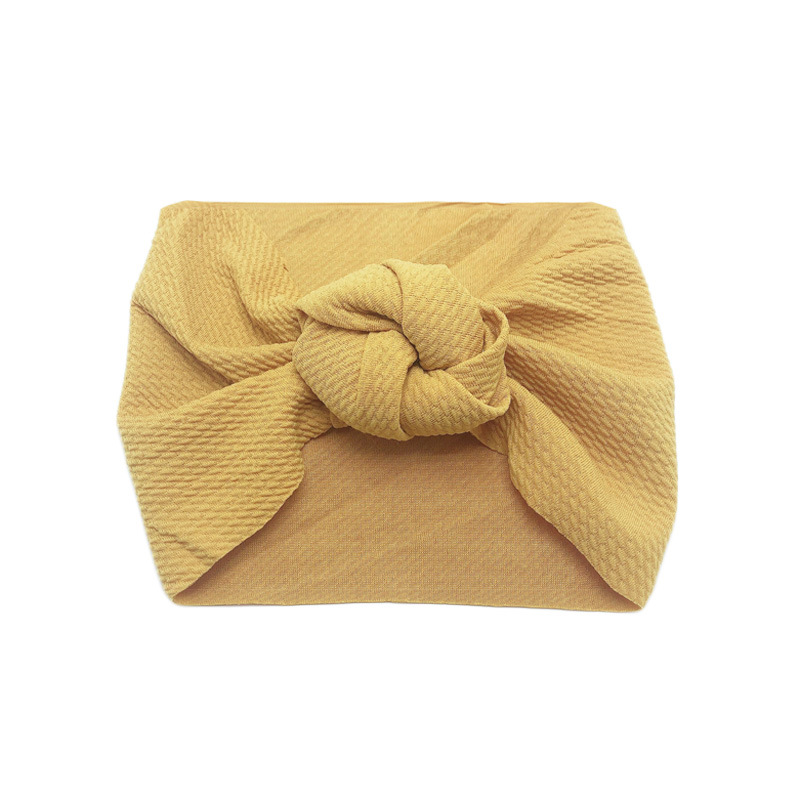Big Bow Knot Headwrap