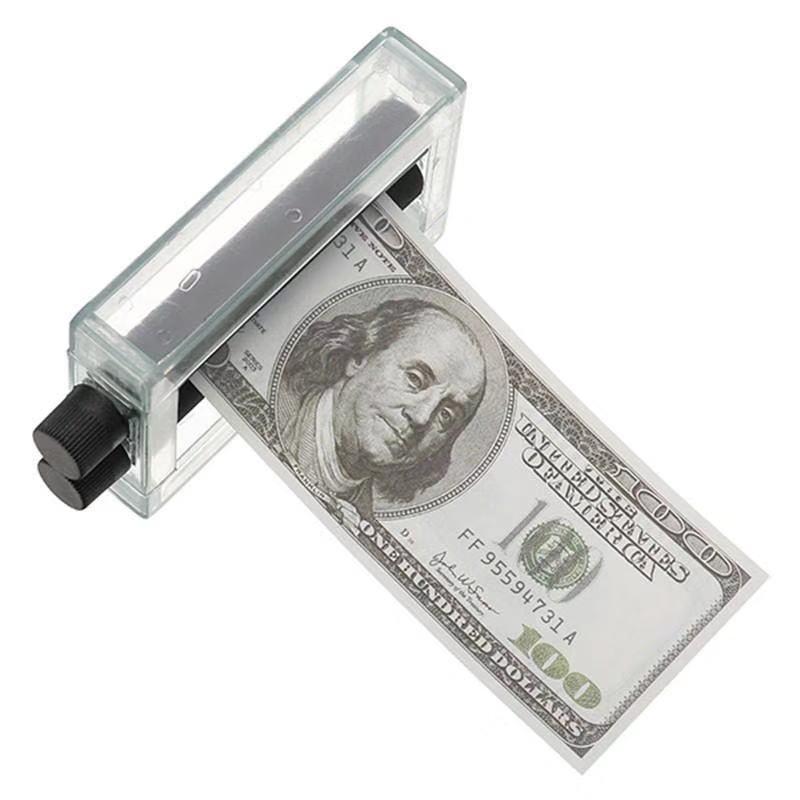 1pc Money Printing Machine Money Maker Easy Magic Trick Toys Magician Props
