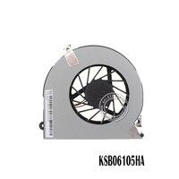 New cpu original ventilador de refrigeração para Asus ET2010AGT ET2011 KSB06105HA-9L01 DC05V 0.40A DC2800088D01 MF60150V1-B000-G99
