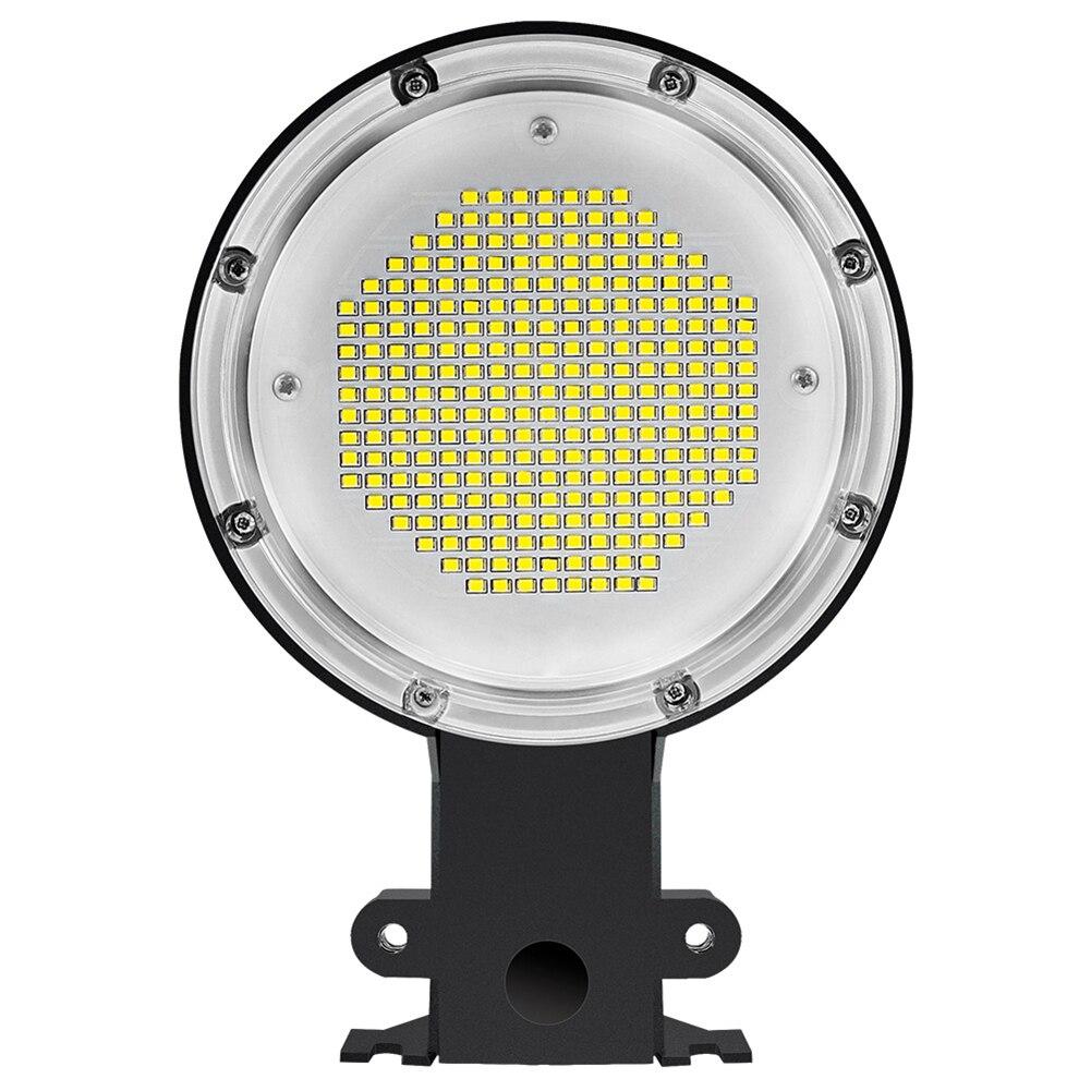 70w 3750lm sensor de luz para estacionamentos