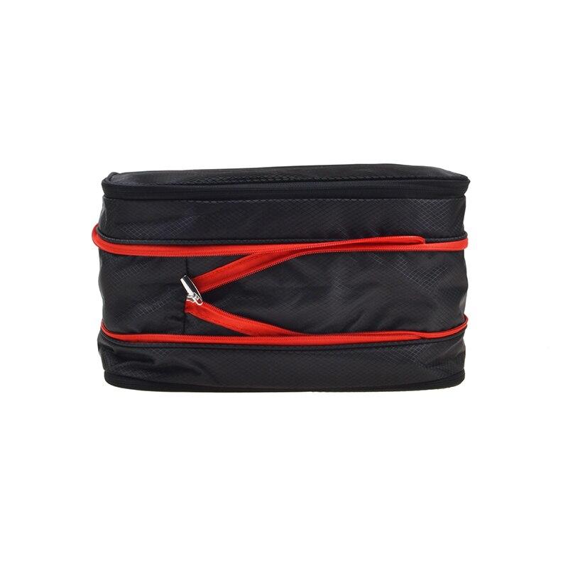 Compression Packing Cubes Travel Luggage Organizer Waterproof Hand Luggage Nylon Men's Women Large Capacity Duffle Bag