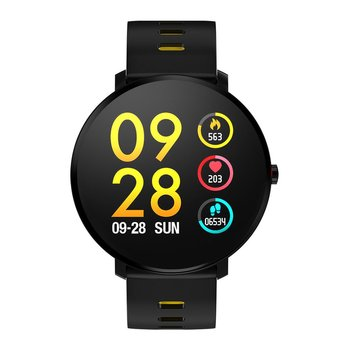K9 Colorful Screen Smart Bracelet Sport Fitness Watch Pedometer Calorie Counter Heart Rate Monitor Portable image
