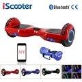 Приложение Управление Электрический скейтборд Bluetooth ХОВЕРБОРДА 6 5 дюймов Балансирующий самокат  рулевое колесо 2 от оригинального производ...