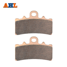 Ahl Motorfiets Onderdelen Gesinterde Koper Remblokken Voor 125 250 390 200 390 RC200 RC390 RC125