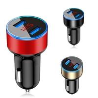 ESHOWEE 30W Fast Charging Dual USB Car Phone Charger