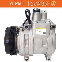 Sp10 компрессор кондиционера для авто chevrolet aveo 95925478