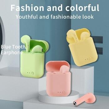Mini-2 Wireless Headphone Bluetooth Earphones Waterproof Earpieces Sport Earbuds For Huawei Iphone OPPO Xiaomi TWS Music Headset 4