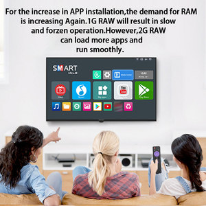 Image 5 - Android TV Box 9,0 Rockchip RK3318 2 ГБ 4 ГБ 16 ГБ 32 ГБ 64 ГБ телеприставка ТВ 2,4/5G WIFI 4K Youtube медиа проигрыватель Google Smart TV Box
