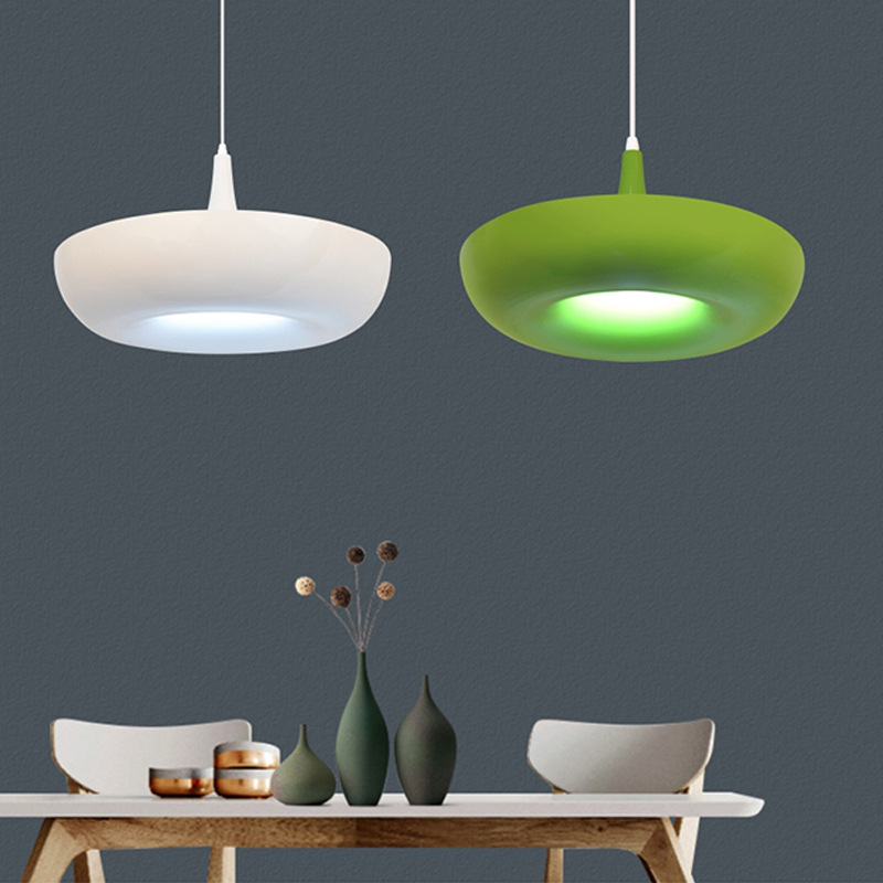 Hanging Pendant Light Modern E27 LED Lamp Fashion Kitchen Living Room Restaurant Lighting Fixtures Suspension Luminaire