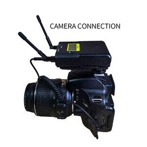 Image 3 - 3.5mm אודיו תקע הוא עבור Sony UWP D11 V1 מיקרופון הקלטת 90 תואר כיפוף כבל אלחוטי מיקרופון אבזרים