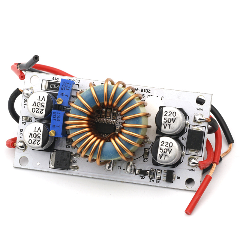 DC-DC boost converter constant current mobile power supply 10A 250W LED Driver