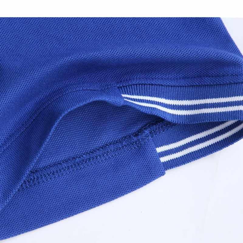 Vrouwen POLO Shirt Top Effen Kleur Ademend Werkkleding Fashion Casual Hoge Kwaliteit Korte Mouw Paar Dragen Meisjes XL