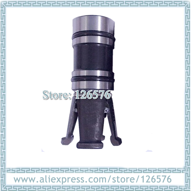 ISO20 ISO25 4 Petal Clamp Pull Claw Inner Screw Tool For Milling Machine Spindle