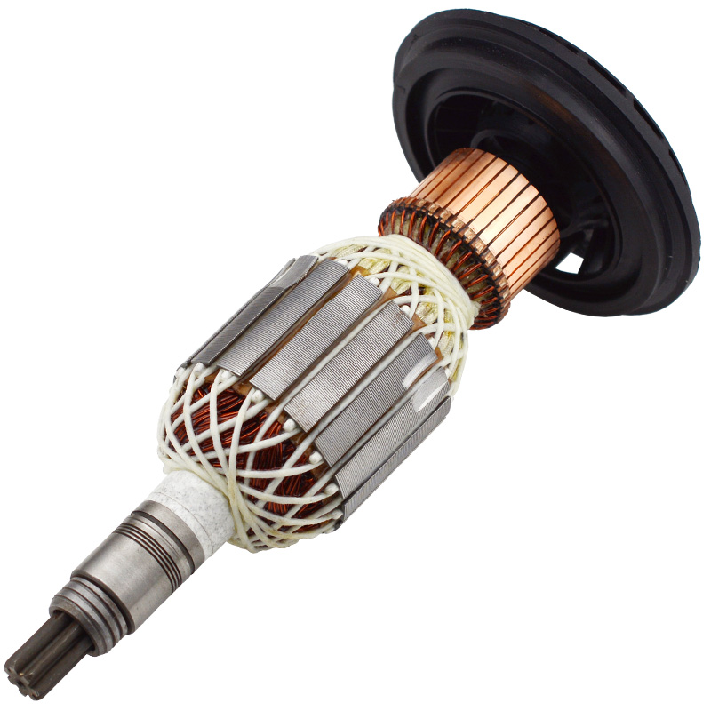 AC 220V/240V Armature Rotor Replacement For BOSCH GSH11E GBH11DE GSH 11E GBH 11DE Demolition Rotary Hammer Electric Spare Parts