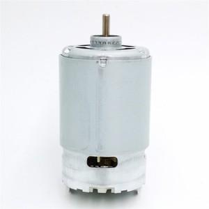Image 2 - Dla Mabuchi RS 550VC silnik o wysokim momencie obrotowym RS 550VC 7527 ogólne RS 550VC 8518