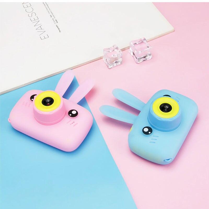 детский фотоаппарат с ушками