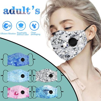 15th affair Breathable Face Mask  Reusable Washable Masks Face Unisex Dust-proof Mouth Cover Mask Sep 15th