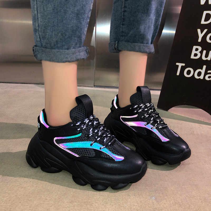 2020 Zapatillas de deporte para Mujer zapatos deportivos de niña tendencia zapatos para adultos walkingh calzado de alta calidad Zapatillas Mujer