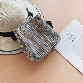 цена Clutch Evening Bag Luxury Women Bag Shoulder Handbags Diamond Bags Lady Wedding Party Pouch Small Bag Satin Totes Bolsa Feminina онлайн в 2017 году