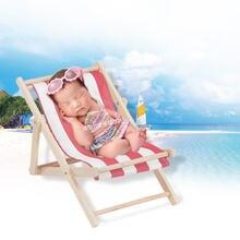 Реквизит для фотосъемки новорожденных ручной работы винтажный