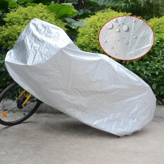 Motorcycle Heavy Duty Rain Cover 3
