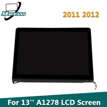 Lcd-Assembly A1278 Display Macbook New for Pro 13-Md101/Md102/Emc 2554 661-6594