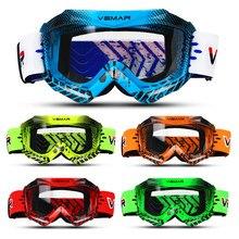 Crianças motocross óculos crianças óculos de esqui esportes óculos de proteção para crianças 4-12 anos menino menina snowboard